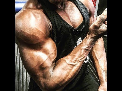 Toks Macaulay Hard Biceps Workout