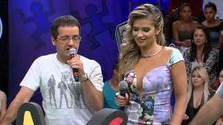 Encrenca: Fani nega 'algo mais' com Luan Santana