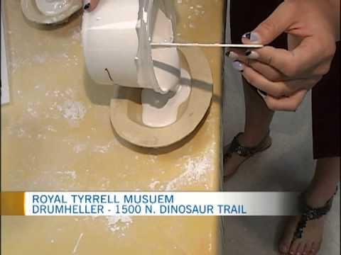 Travel Alberta -- Royal Tyrrell Museum 2