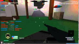 ROBLOX-CoR-Capture The Flag