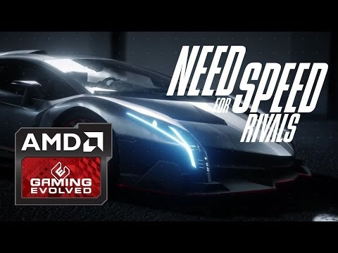 AMD s Nick Clifford on Need for Speed Rivals