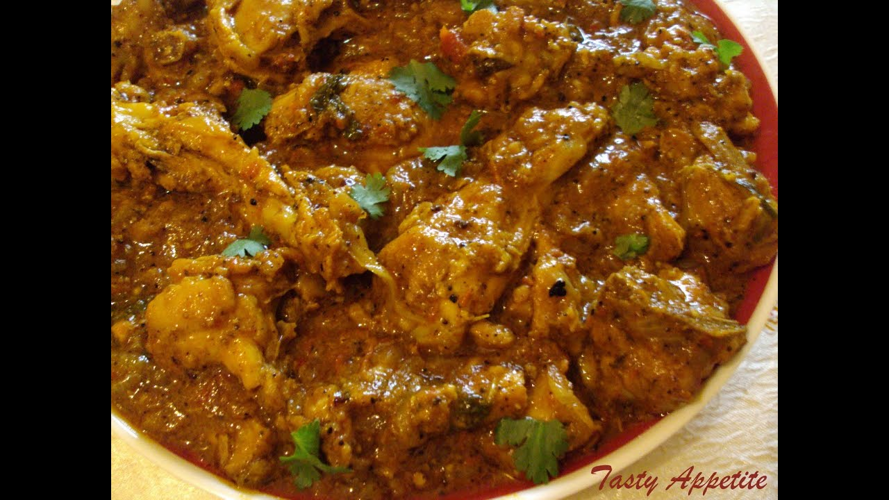 Chicken Masala curry recepi ( Gravy type) Excellent for chapati, puri ...