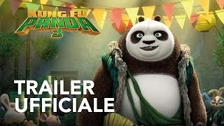 Kung Fu Panda 3 | Trailer Ufficiale [HD] | 20th Century Fox