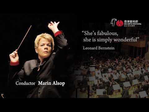 Marin Alsop with the São Paulo Symphony Orchestra | The 47th HK Arts Festival 2019年第47屆香港藝術節