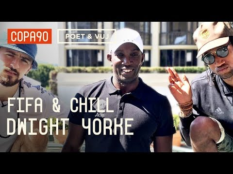FIFA and Chill with Dwight Yorke | Poet and Vuj Present!