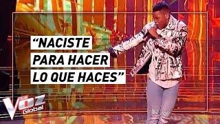 Talent de 16 años LO DA TODO en La Voz UK | EL CAMINO #14