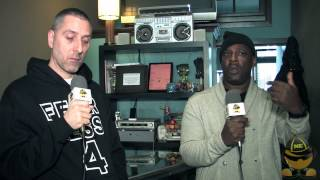 DJ Eclipse and O.C. on NYC Today, Their Hip Hop History & A Lot More!