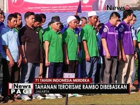 500 Narapidana di rutan Cipinang mendapatkan remisi - iNews Pagi 18/08
