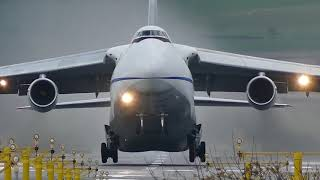 Antonov An124 Montage