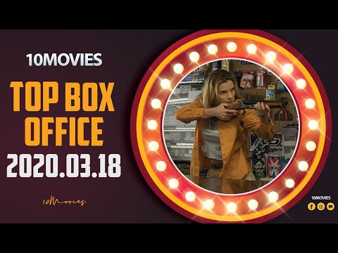Top Box Office (US) Weekend Of 18-03-2020