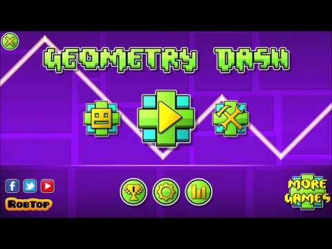 Polargeist - Geometry Dash - Original Music