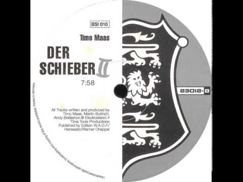 Timo Maas - Der Schieber II
