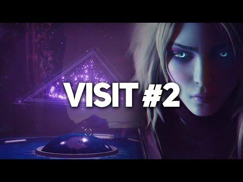 Queen Mara Sov's Projection of The Pyramid Ships (Destiny 2 Forsaken) thumbnail