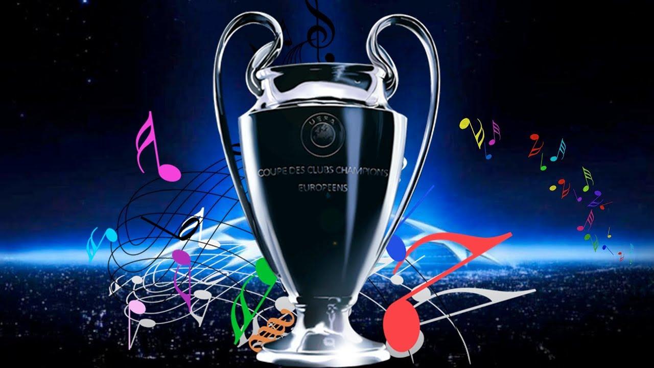 Así Se Creó El Himno De La Champions League Youtube
