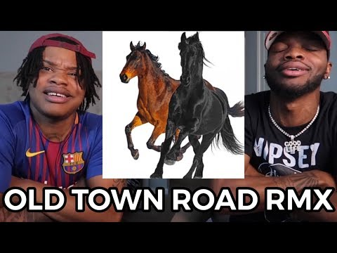Lil Nas X - Old Town Road (feat. Billy Ray Cyrus) - REACTION