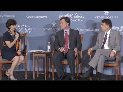 Advancing Opportunity – Washington to Raleigh, and Kemp Forum Closing Thoughts
