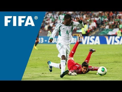 Nigeria's golden generation beats the world