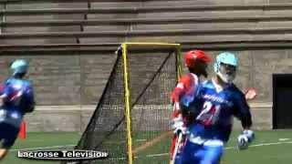 ESPN Rise 40 plus Major League Lacrosse Highlights All Star Game 2011 on Lacrosse Television