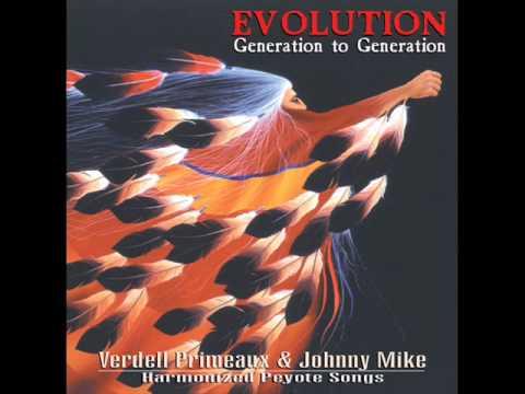 Verdell Primeaux & Johnny Mike - 01 Four Harmonized Peyote Songs