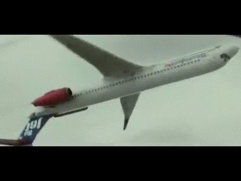 ✈ FLIGHT Movie CRASH SCENE ✈ Denzel Washington goes inverted INTENSE !