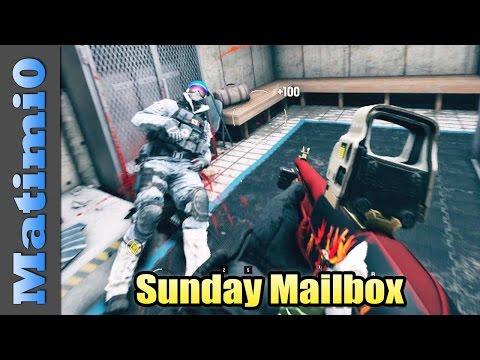 Double Agent Operator - Sunday Mailbox - Rainbow Six Siege