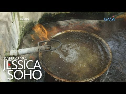 Kapuso Mo, Jessica Soho: Misteryo sa likod ng nagliliyab na tubig sa South Cotabato