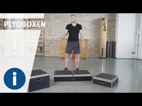 Video: Sport-Thieme Kombi Plyobox