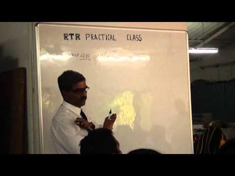 RTR Training at Bombay Flying Club