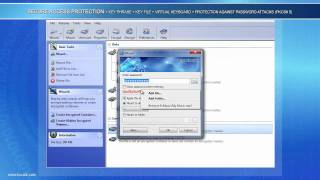 Exlade Cryptic Disk - disk encryption software