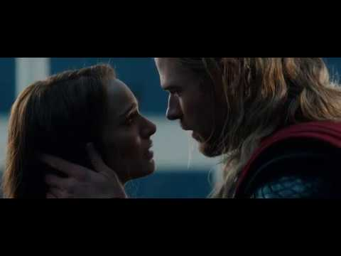Download Thor: The Dark World: Thor and Jane meet again