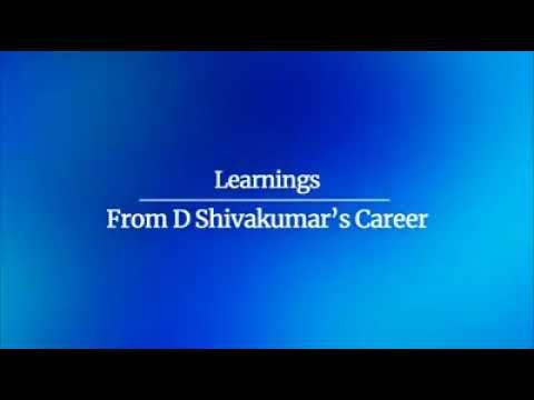 Management Lessons by D. Shivakumar, Ex. Pepsico Chief