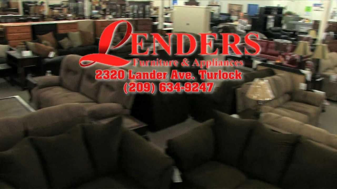 Lenders Furniture Recliner Sale ENG