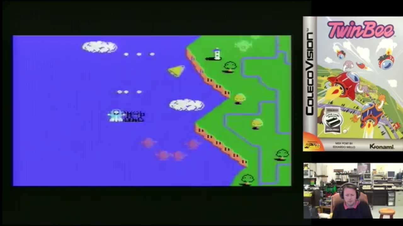 Colecovision Homebrew Games (Team Pixelboy) Pickup & Play 20th November 2014