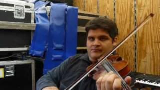 The Flintstones/Les Pierrafeu on violin by Sebastien Savard