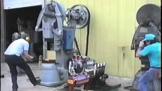Little Giant 500 lb. Triphammer Gone Mad