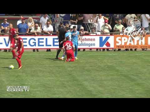 OFC im Blitzturnier gegen Stuttgarter Kickers und Bahlinger SC