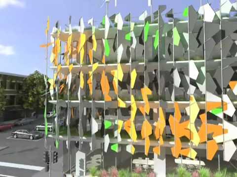 Grocon - Pixel Building