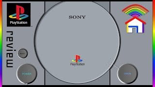 Sony PlayStation review - Colourshed