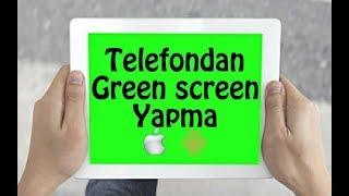 roidde Animasyonlu Green Screen Nasıl Yapılır?