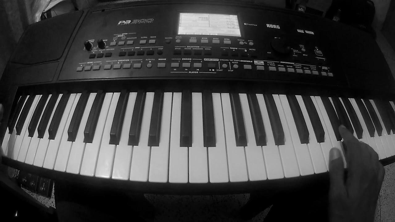 Bichinno Abeg Intro  Keyboard solo cover