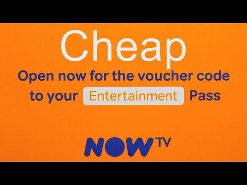 Cheap Now Tv Pass