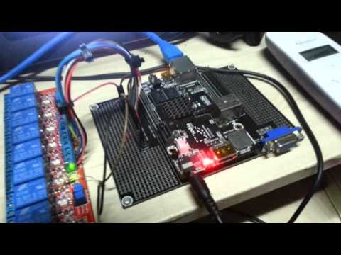 cubieboard asterisk server web