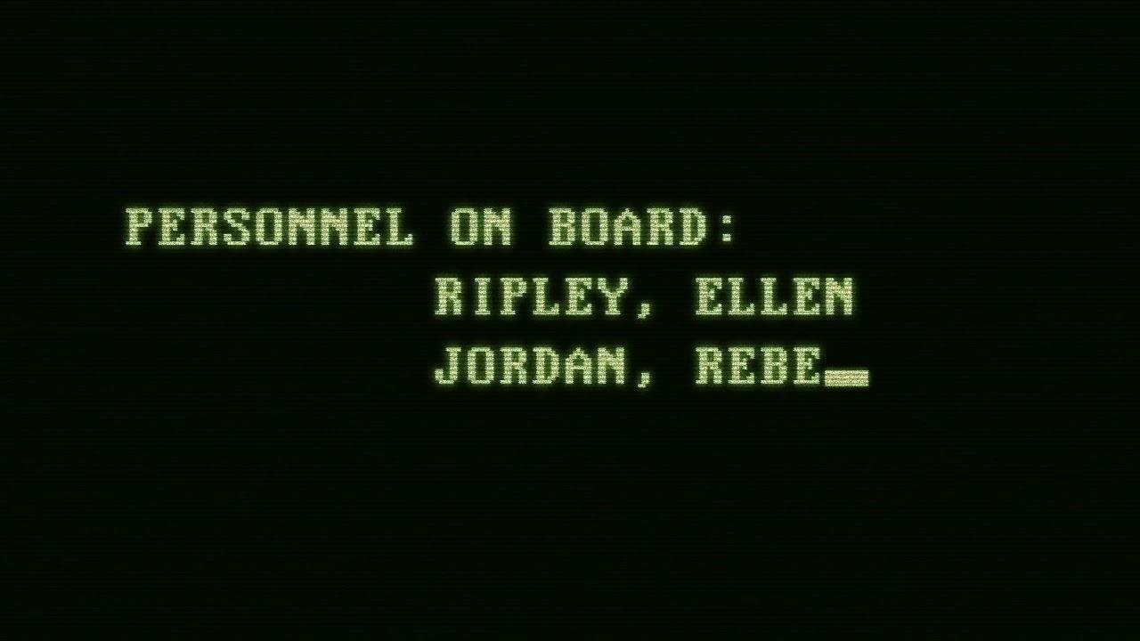 Nathan Whitelaw, Aliens: Book One – Trailer (2017)