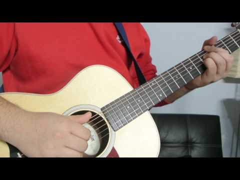 Abmaj7 Guitar Chord @ worshipchords