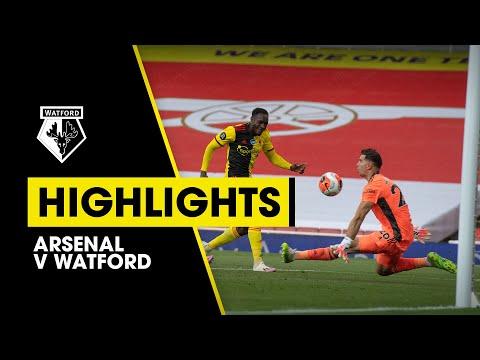 ARSENAL 3-2 WATFORD | EXTENDED HIGHLIGHTS