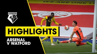 ARSENAL 3-2 WATFORD | EXTENDED HIGHLIGHTS