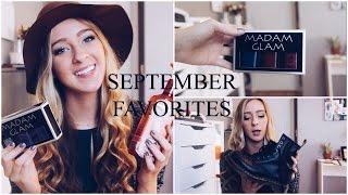 September Favorites 2014! Feat. Madam Glam | ZaraForever Thumbnail
