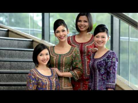 Singapore Airlines CABIN CREW - Requirements, salary&recruitment