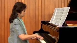 ABRSM Piano 2017-2018 Grade 7 C:2 C2 Norton  Forcing the Pace By  Dr. Cheng Wai