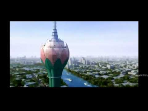 Sri Lanka's Lotus Tower Project -- The Tallest in South Asia
